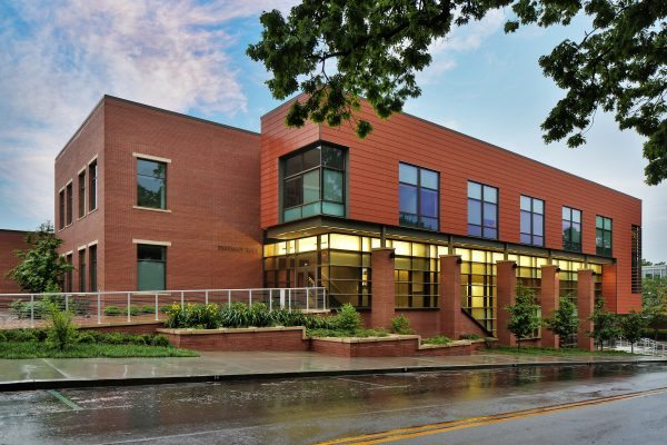 Clemson University Freeman Hall
