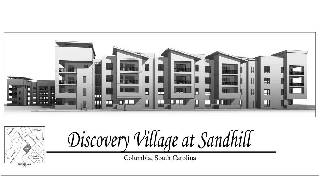 Discovery Village at Sandhill - Project Gallery Image