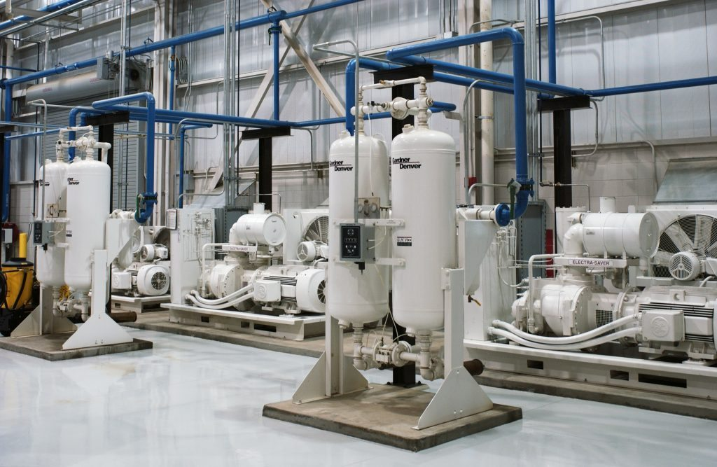 GE Gas Turbines Engine Combustor Testing Facility - Project Gallery Image