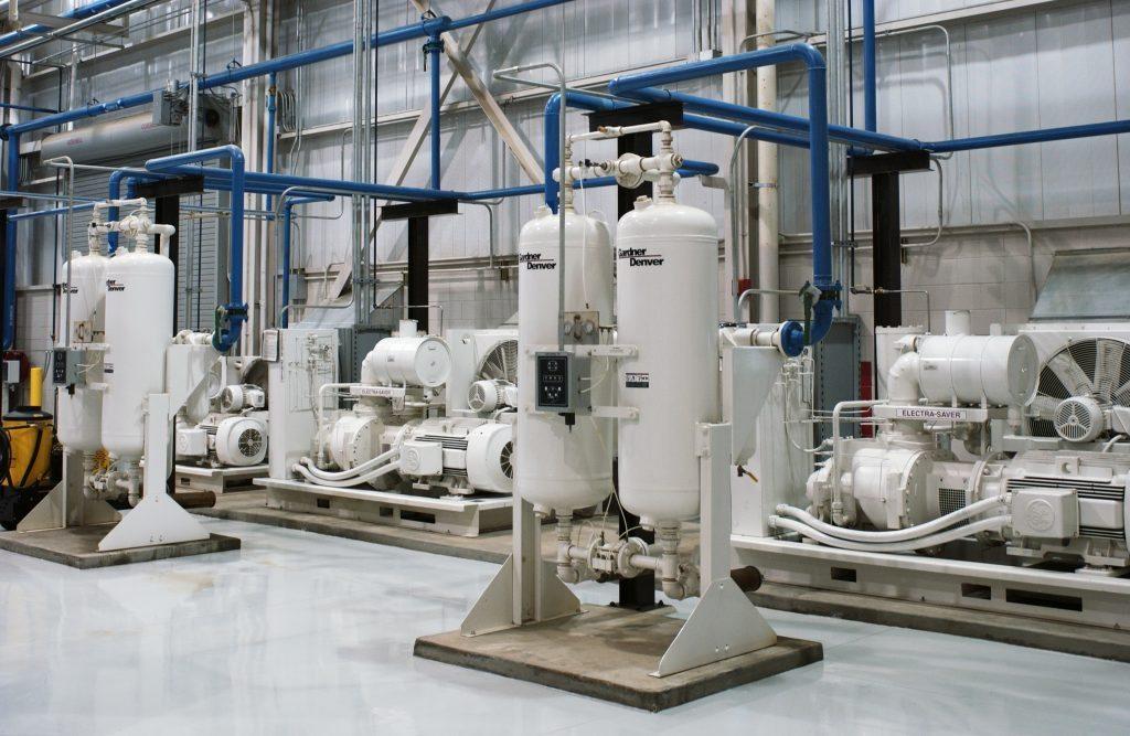 Ge Gas Turbines Engine Combustor Testing Facility M B