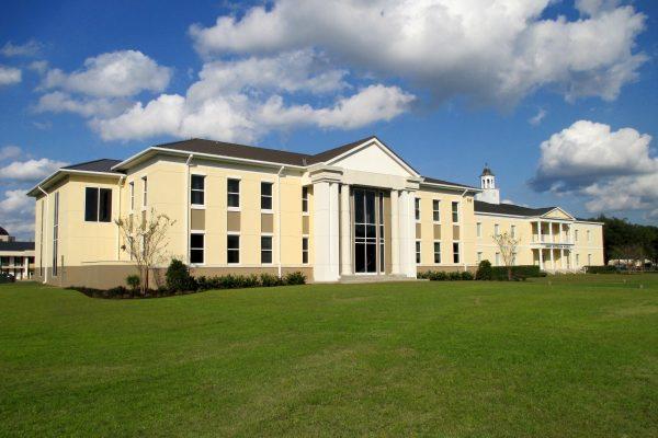 Charleston Southern University School of Nursing Addition