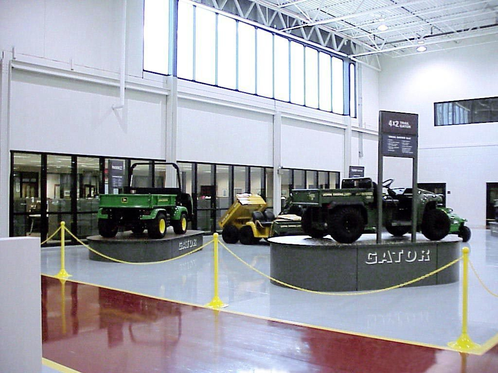 John Deere Utility Vehicle Manufacturing & Engineering - Project Gallery Image