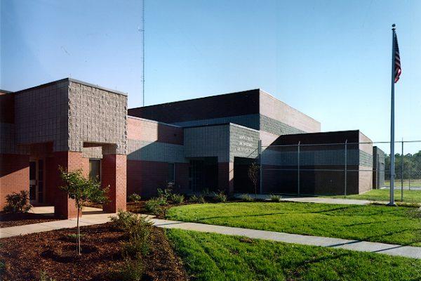 Harven A. Crouse Law Enforcement & Detention Center