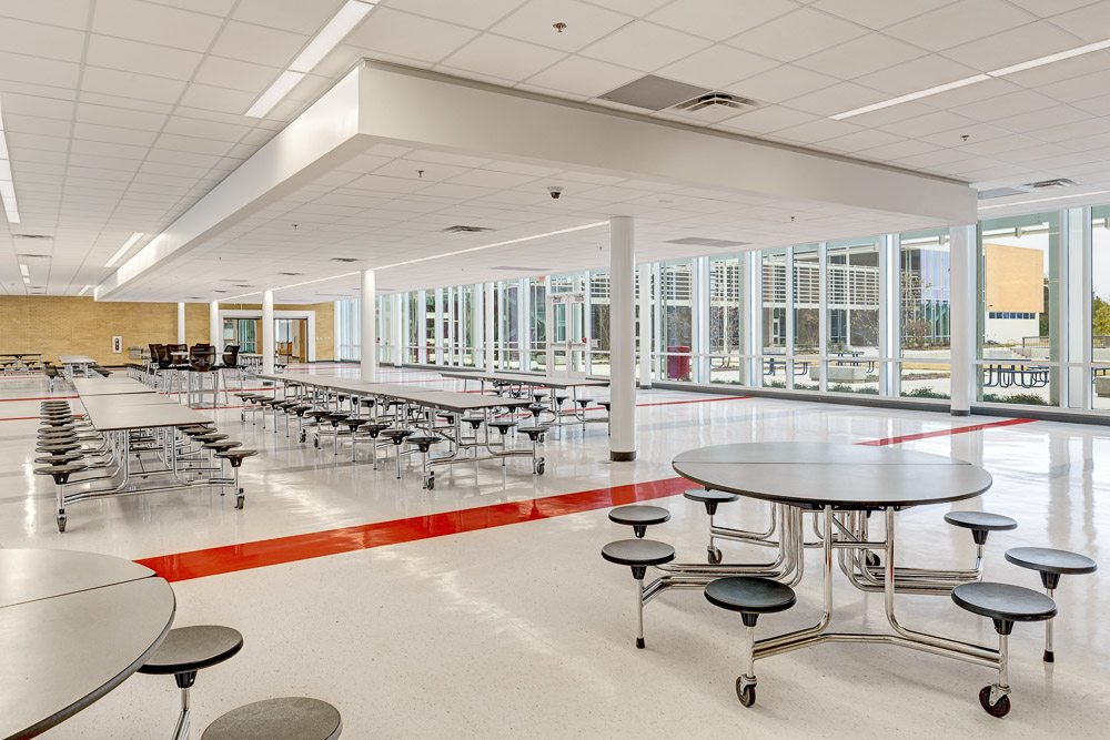 Eastbrook Middle School - Project Gallery Image