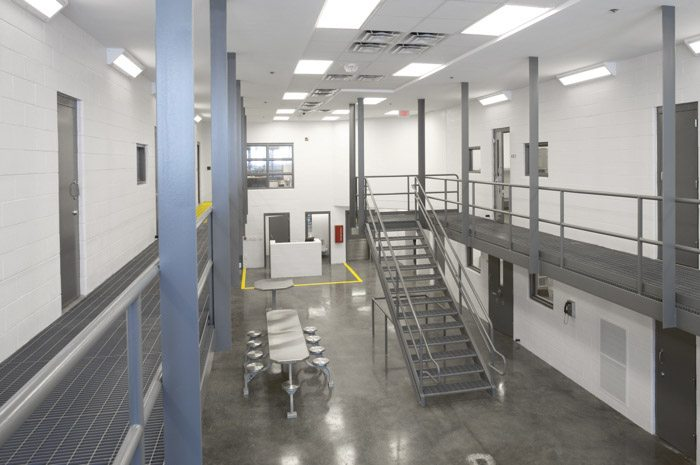 Greenville County Detention Center - Project Gallery Image