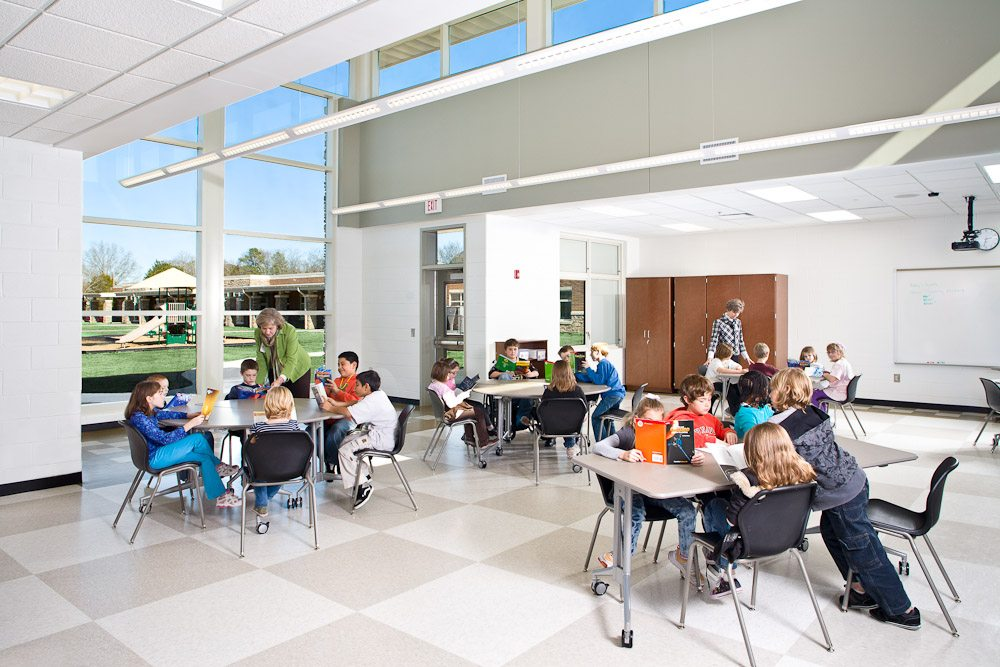 Rocky Creek Elementary School - Project Gallery Image