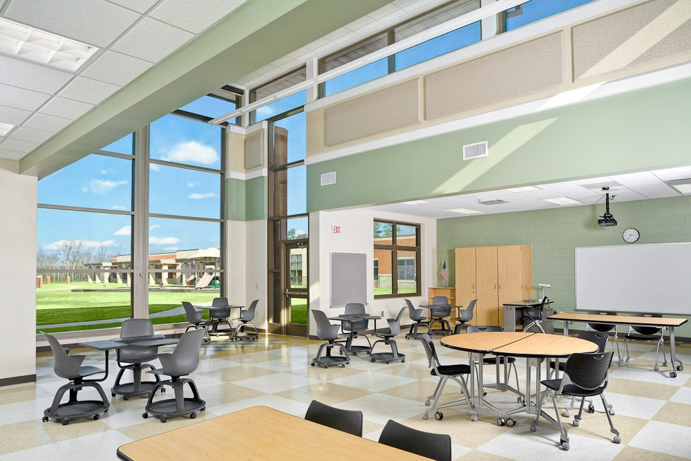 Meadow Glen Elementary School - Project Gallery Image