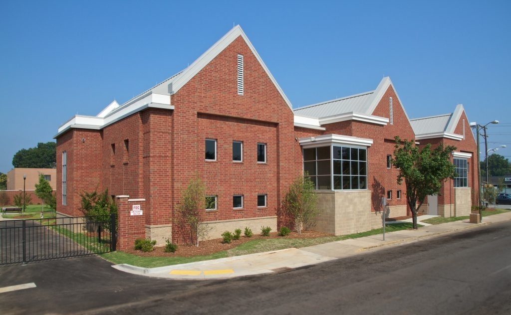 Midlands Transition Center - Project Gallery Image