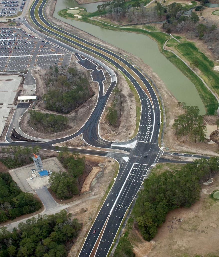 Harrelson Boulevard Extension - Project Gallery Image