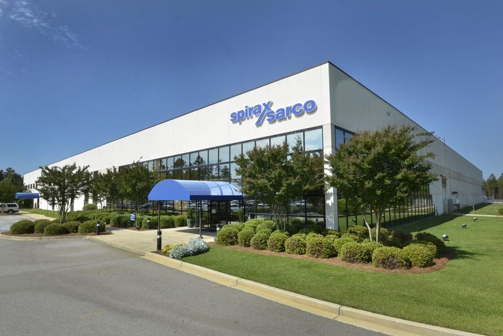 Spirax Sarco US Headquarters - Project Gallery Image