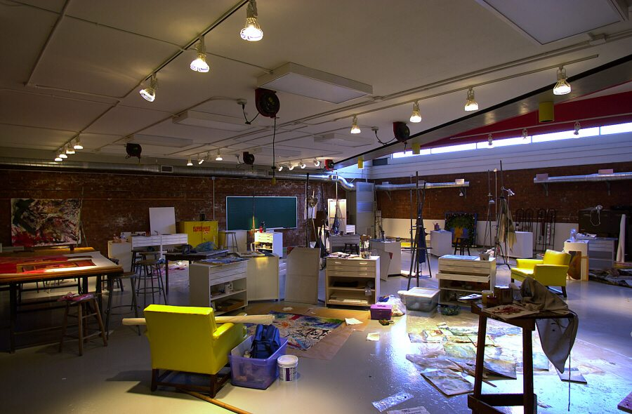 Converse College Milliken Fine Arts Center - Project Gallery Image