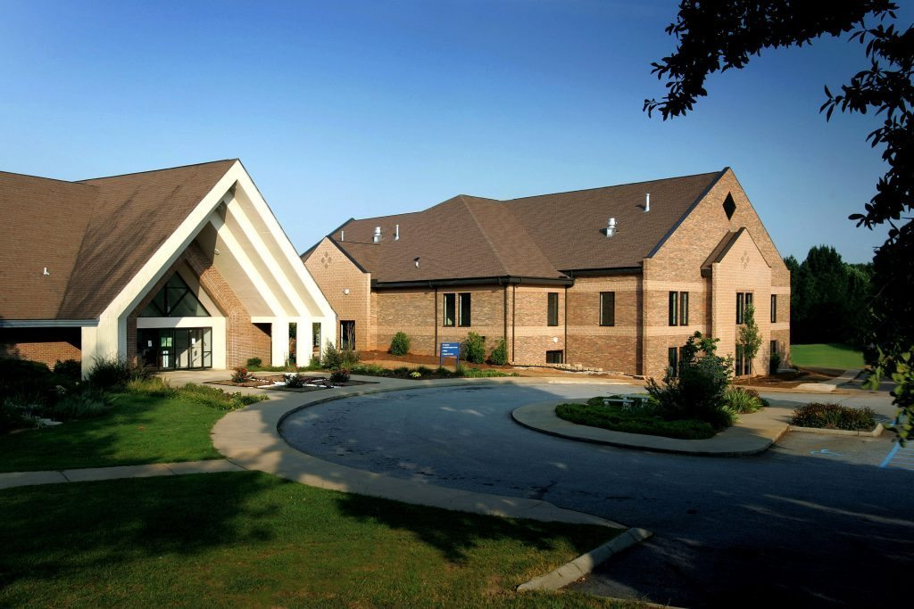 Pelham Road Baptist Church Family Life Center - Project Gallery Image