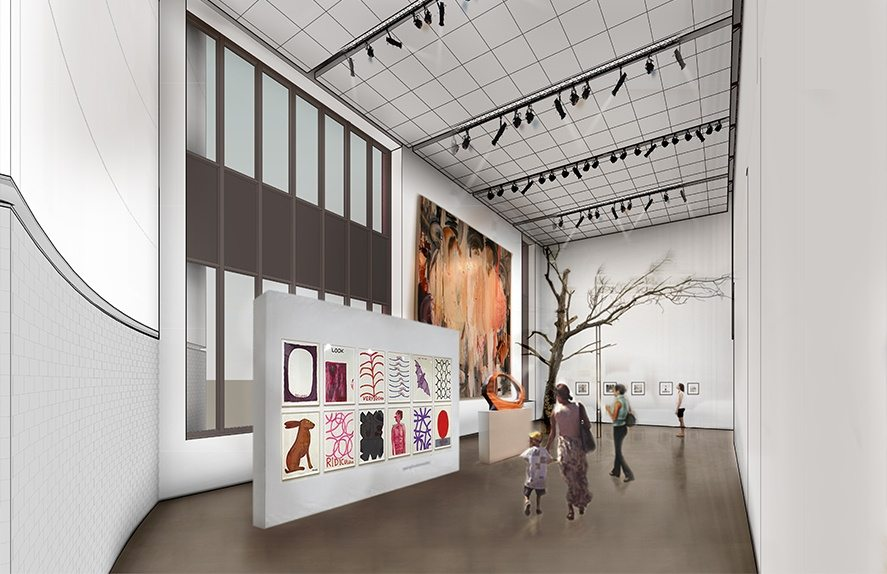 Savannah Cultural Arts Center - Project Gallery Image