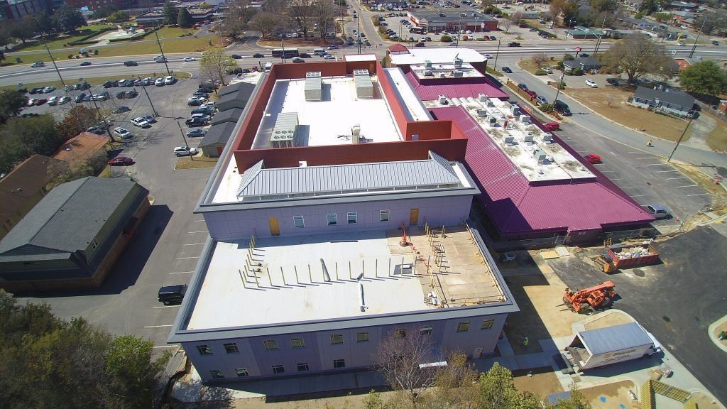 Southern Regional Area Health Education Center - Project Gallery Image