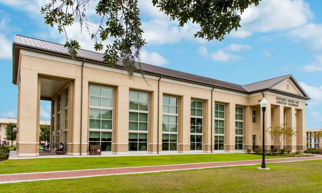 Charleston Southern University Center for Christian Leadership - Project Gallery Image