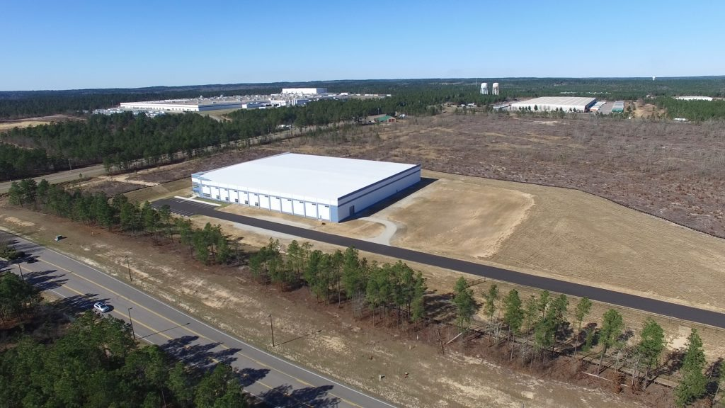 Aiken County Industrial Spec Building - Project Gallery Image