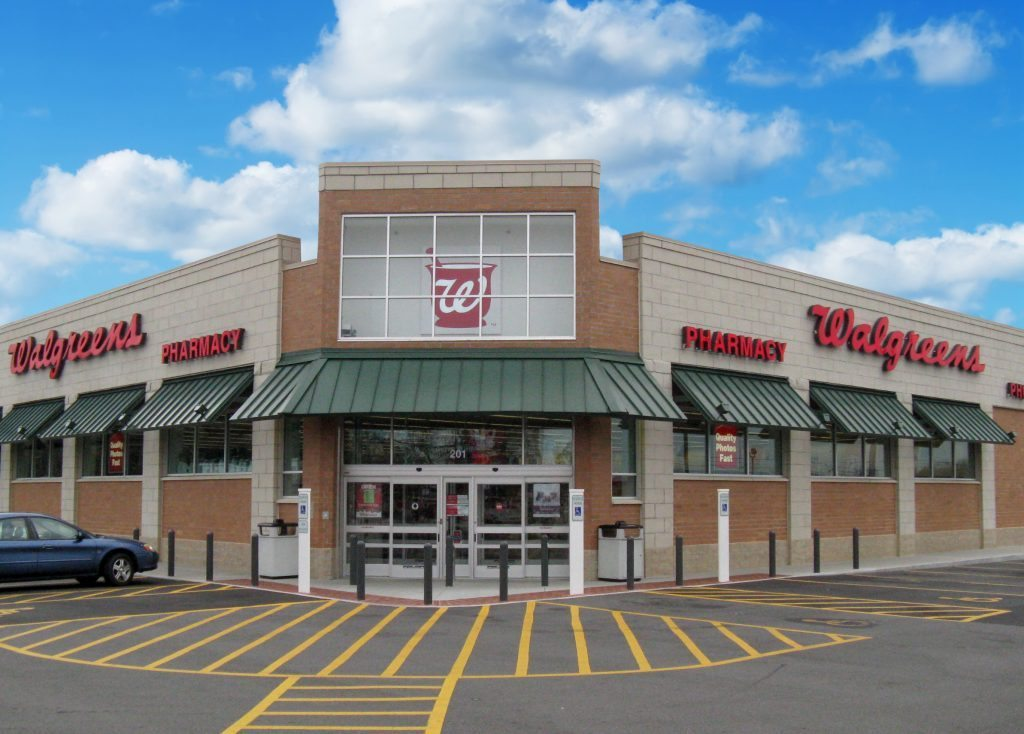 Walgreens Pharmacy - Project Gallery Image