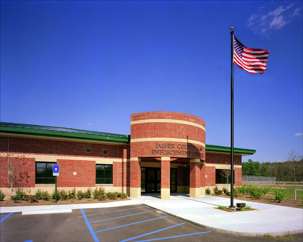 Jasper County Detention Center - Project Gallery Image