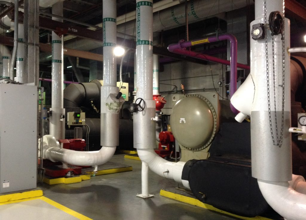 MUSC Central Energy Plant - Project Gallery Image
