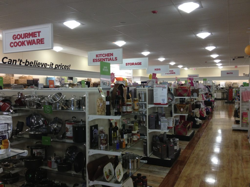 HomeGoods - Project Gallery Image