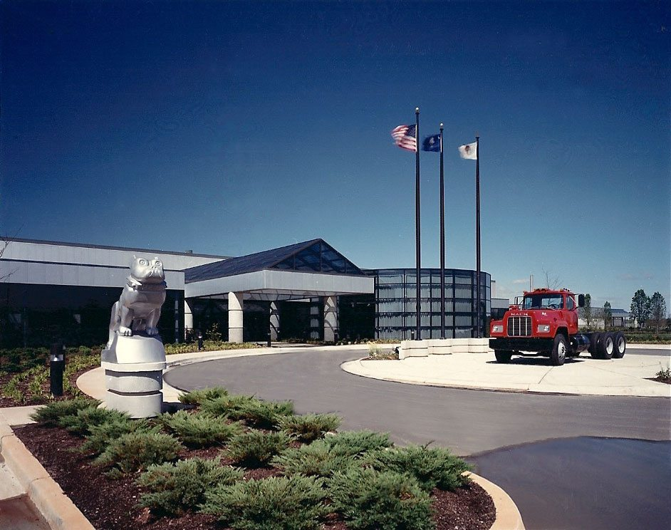 Mack Trucks Heavy Truck Assembly Plant - Project Gallery Image