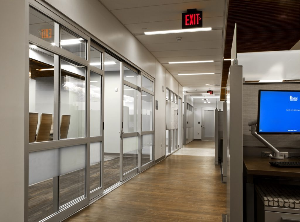 MUSC Telehealth Center - Project Gallery Image