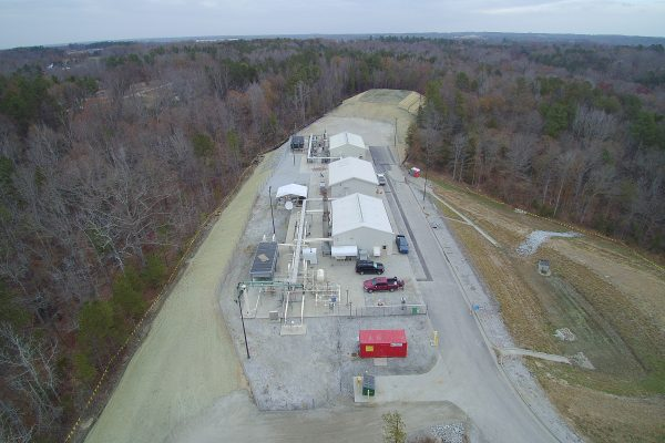 Moore Compressor Station
