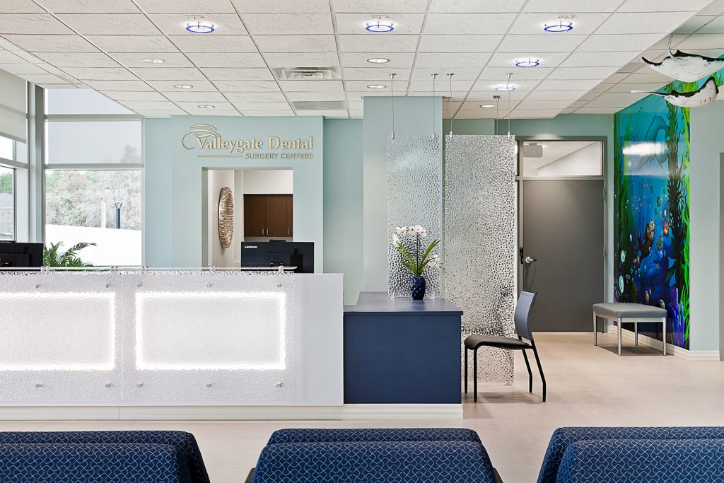 Valleygate Dental Surgery Center - Project Gallery Image