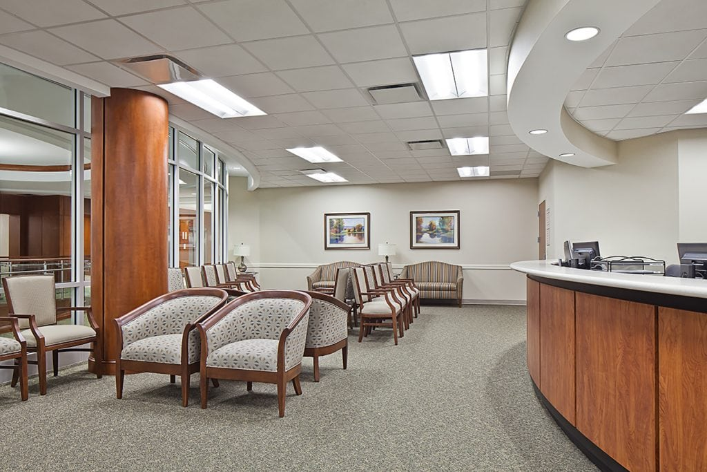 Lexington Medical Center Medical Park Three - Project Gallery Image
