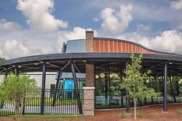 Wando Mt. Pleasant Library Opens