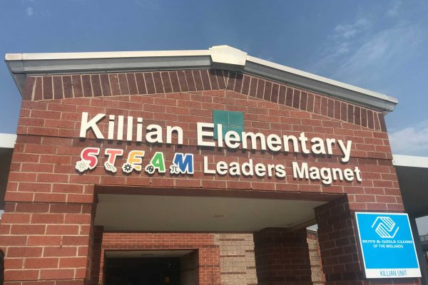 Support for Killian Elementary School