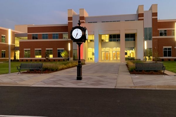 Spartanburg High School Opens