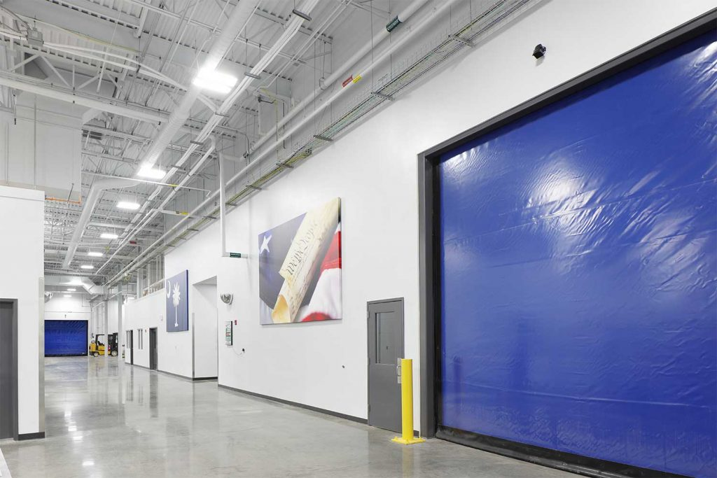 Zeus Industrial Products, Inc. Equipment Manufacturing Facility - Project Gallery Image