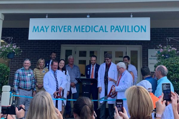 May River Ribbon Cutting