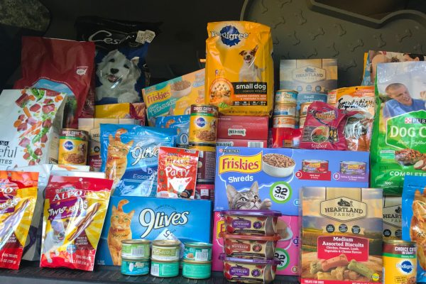 Summer of Support Pet Pantry