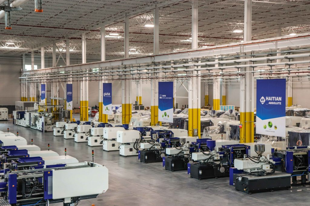Absolute Haitian Assembly Plant - Project Gallery Image