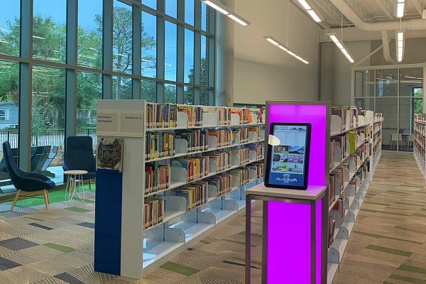 James Island Library Opens