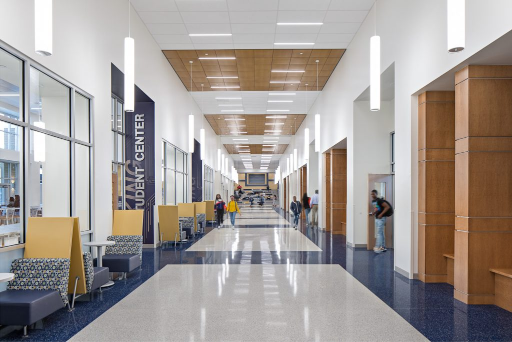 Spartanburg High School - Project Gallery Image