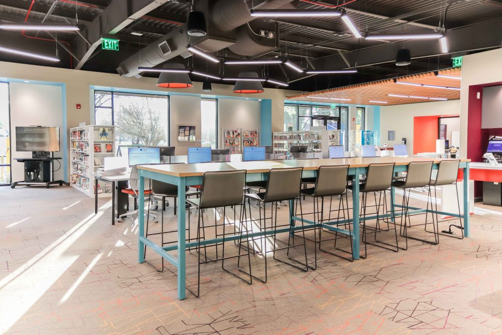Richland Edgewood Library - Project Gallery Image
