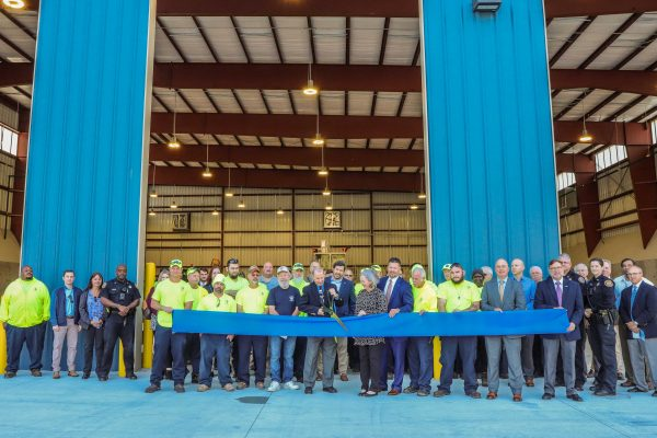 Lexington Transfer Station Opens