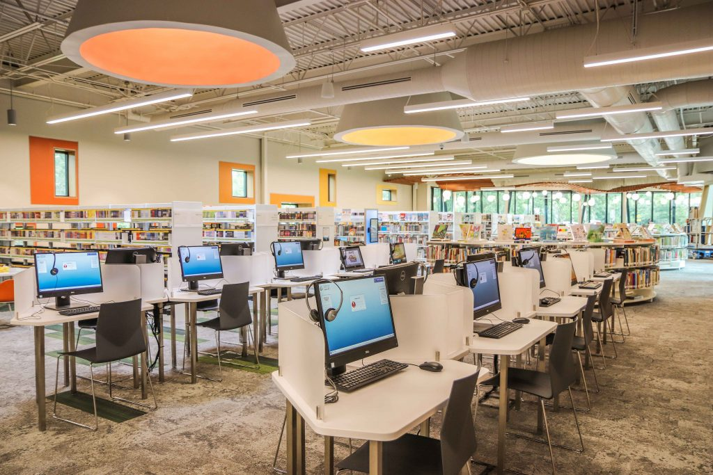 Wando Mount Pleasant Library - Project Gallery Image