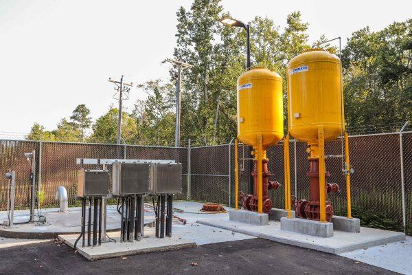 James Creek Water Reclamation Facility