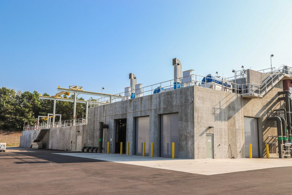 James Creek Water Reclamation Facility - Project Gallery Image