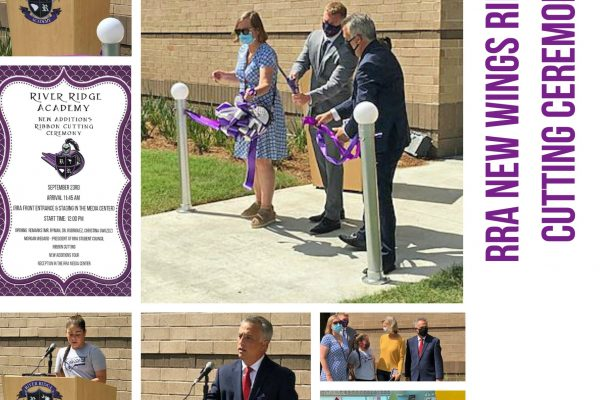 River Ridge Academy Ribbon Cutting