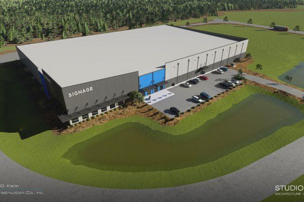 Saxe Gotha Industrial Park Speculative Building (County of Lexington)