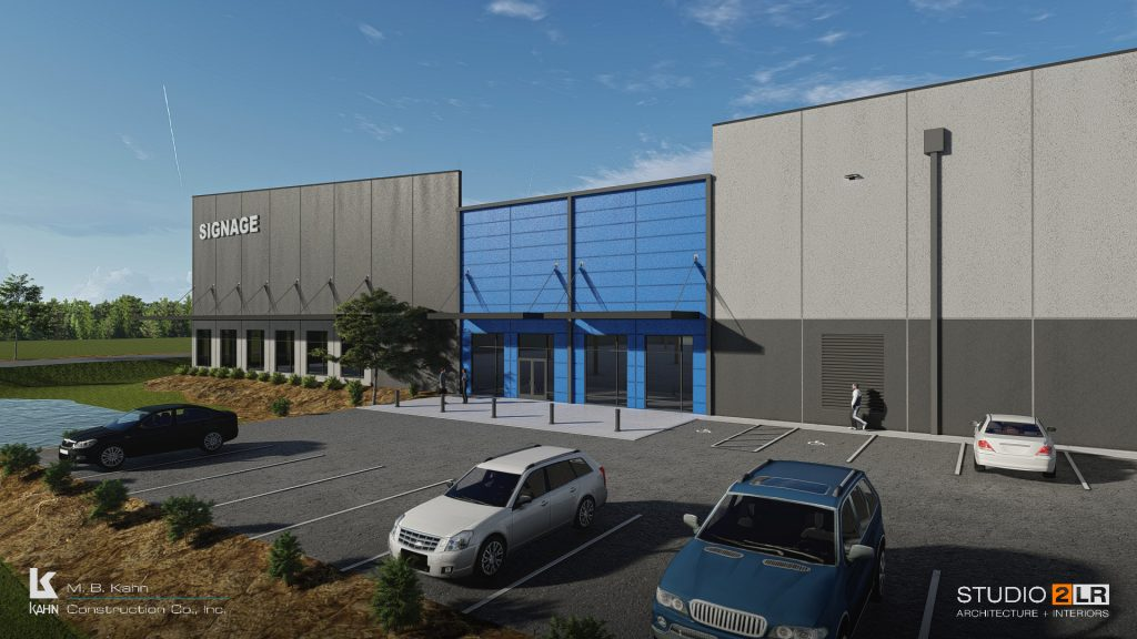 Saxe Gotha Industrial Park Speculative Building (County of Lexington) - Project Gallery Image