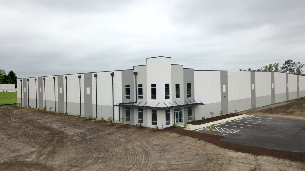 Marion County Industrial Spec Building - Project Gallery Image