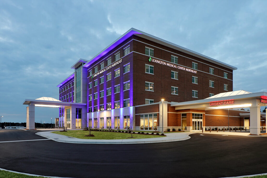 Lexington Medical Center Northeast - Project Gallery Image
