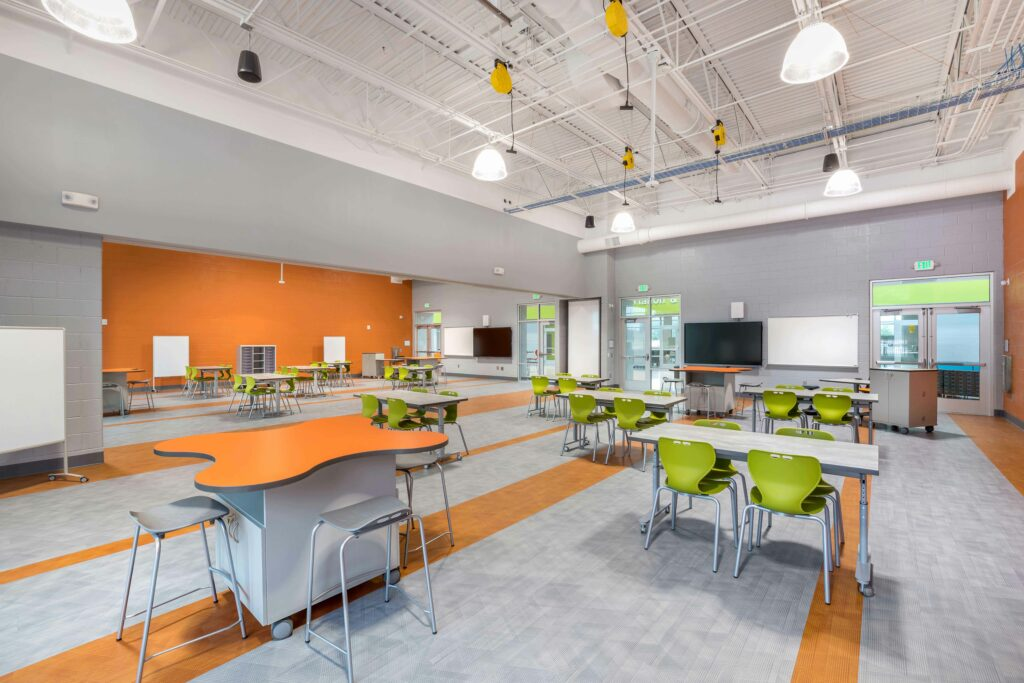 Jasper County Career and Advanced Technology Education Center - Project Gallery Image