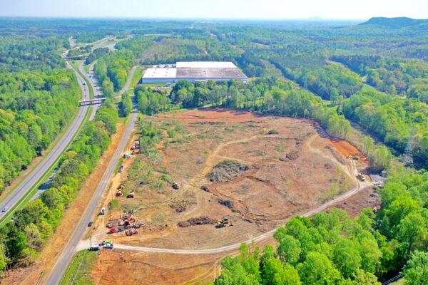 Breaking Ground in North Carolina